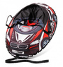 Cанки-тюбинг с сиденьем и ремнями Small Rider Snow Cars 3