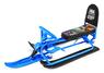 Cнегокат-вездеход со спинкой и колесиками Small Rider Snow Comet