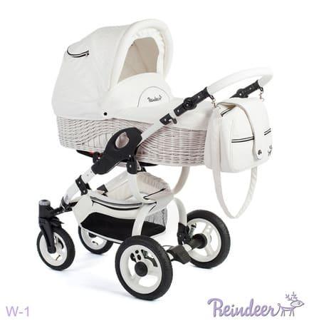 Коляска для новорожденных Reindeer City Wiklina